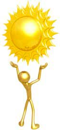 Vitamin D is the sunshine Vitamin