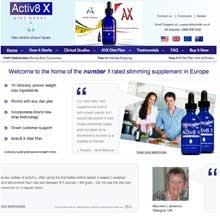 activ8x website