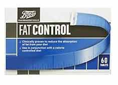 Boots Fat Binder diet pills