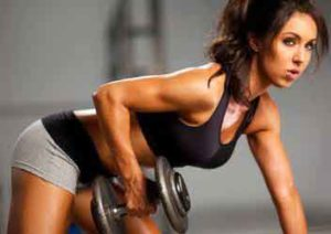women and strength workouts