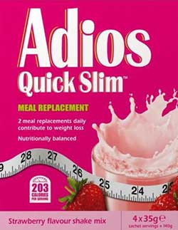 Adios Quick Slim Review Diet Pills Reviews Best Slimming Tablets