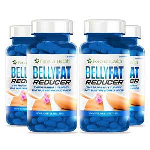 belly fat reducer bottles