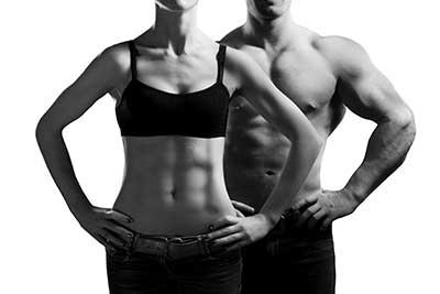 Weight loss man woman