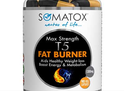 Somatox T5 Fat Burner