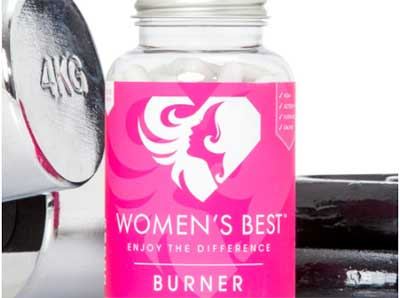 Women's Best Burner Bottle