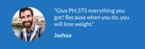 Ph375 User Feedback