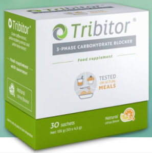 Tribitor Diet Drink Packaging